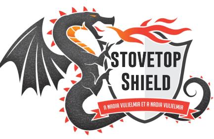 Stovetop Shield